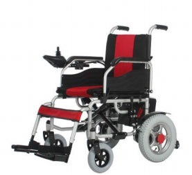 Amozon Best Selling Foldable Electric Wheelchair
