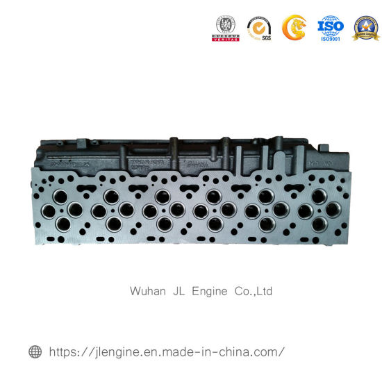 8.9L Diesel Engine Isle Cylinder Head Assembly 5268781 with Valve
