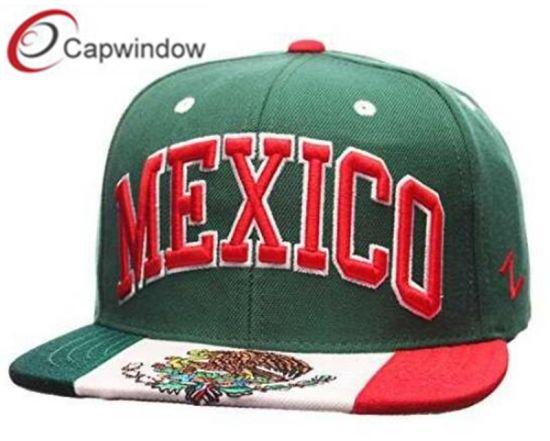 5f47cd1ba8fce Wholesale Snapback Hat with 3D Embroidery   Sublimation Printing on Brim  pictures   photos