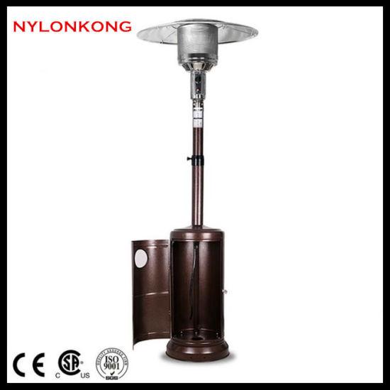 Outdoor Patio Umbrella Gas Heater Lpg