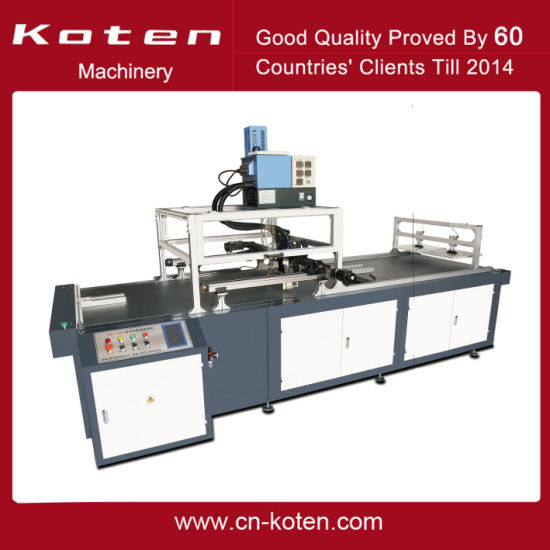 Rigid Box/Gift /Tea/Coffee/Cosmetic Box Making Machine