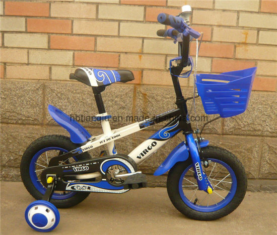"16"" New Cheap Four Wheels Bicycle/Bikes for Children pictures & photos"