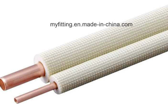 Hvac System Insulation Copper Pipe Coil Astmc12200