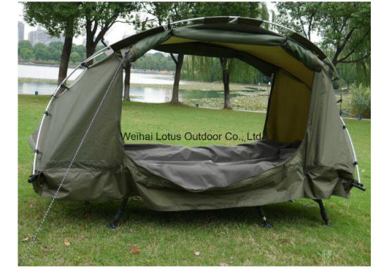 Double Skin Camping Tent Fishing Tent Fishing Tackle pictures & photos