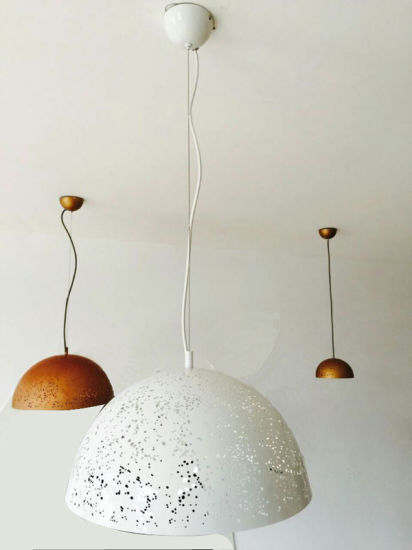 So Wonderful Corrosion Metal Suspension Light Lighting for Bar / Dining Room pictures & photos