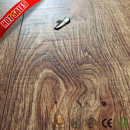 China Low Cost U Groove 123mm Kaindl Laminate Flooring Reviews