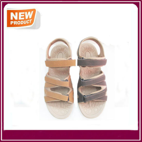 Wholesale Summer Beach Sandal Shoes pictures & photos