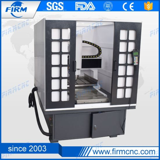 FM6060 CNC Mold Machine CNC Shoes Molds Making Machine pictures & photos
