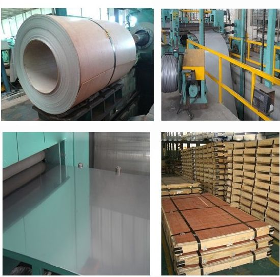 316 Grade Stainless Steel Sheet pictures & photos