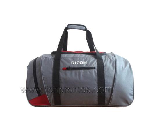 13b1f93fc6 China Ricoh Logo Printing Promotional Gift Sports Gym Bag - China ...