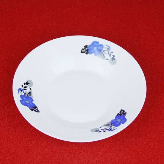 China Porcelain Plate Wholesale Ceramic Dinner Plate - China Ceramic ...