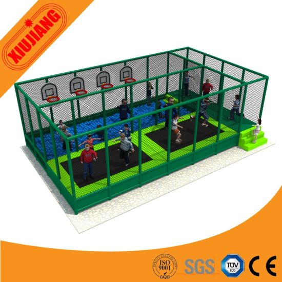 Gymnastics Tr&oline Tent for Sale with High Quality  sc 1 st  Yongjia Xiujiang Playground Co. Ltd. & China Gymnastics Trampoline Tent for Sale with High Quality ...
