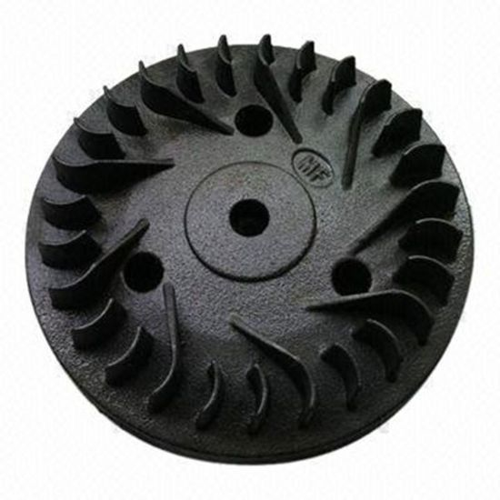 OEM Grey Ductile Cast Iron Casting for Sand Blasting Cover