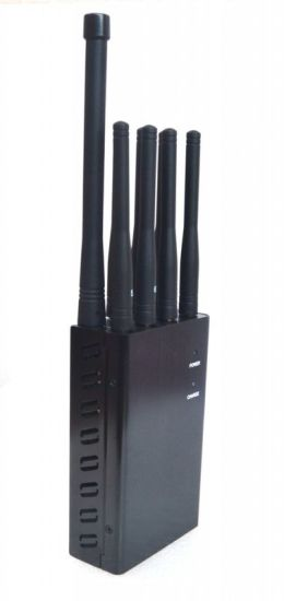 8 Antennas Portable 3G 4G Mobile Phone Blocker pictures & photos