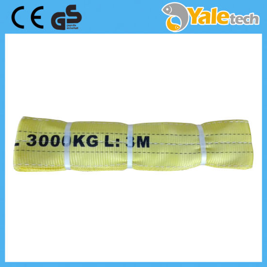 Polyester Lifting Sling/ Webbing Sling/Lifting Straps