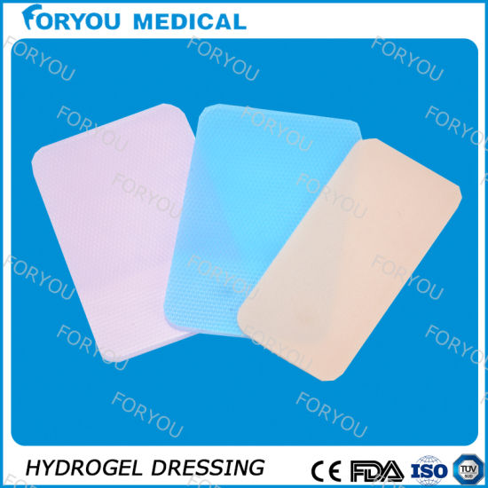 Reusable Flattens and Softens Silicone Gel Scar Dressingsg1001A pictures & photos