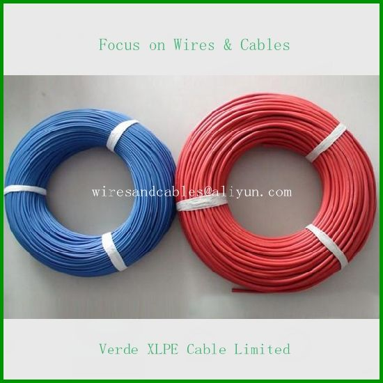 China Different Specification Customized Teflon Wire Cable Electric ...