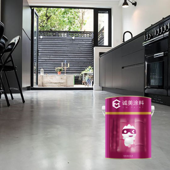 High Strength Chemical Resistance Epoxy Floor Painting Waterproof Coating Paint Pictures Photos