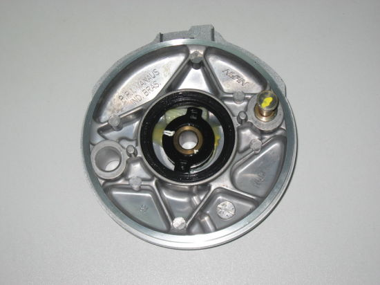 Yog Motorcycle Parts Motorcycle Front Hub Panel for Titan150 Titan125 pictures & photos