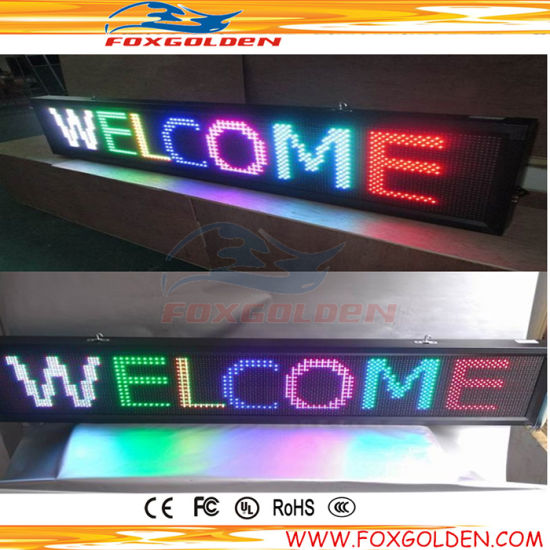 P10 Full Color LED Display Screen LED Modules pictures & photos