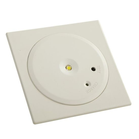 LED Rechargeable Square Recessed Ceiling Light Fixtures pictures & photos