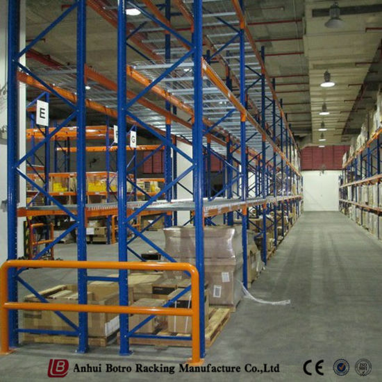 Wire Decking For Racks | China Double Deep Wire Decking Storage Racks China Storage Rack