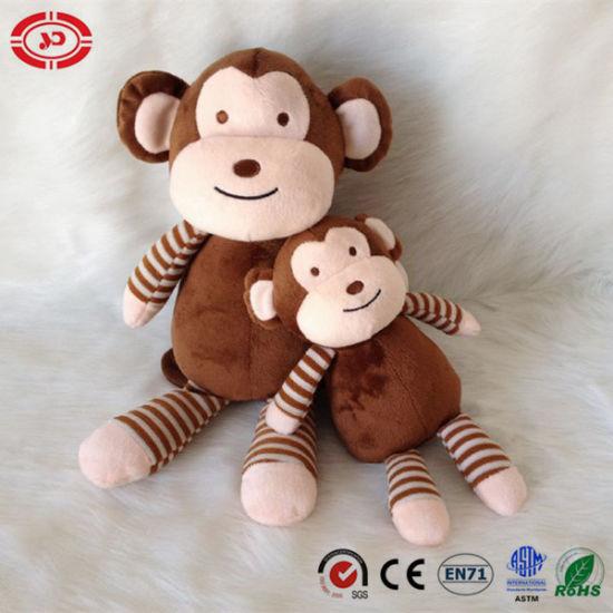 En71 Gift Monkey Cute Plush Sitting Animal Soft Toy