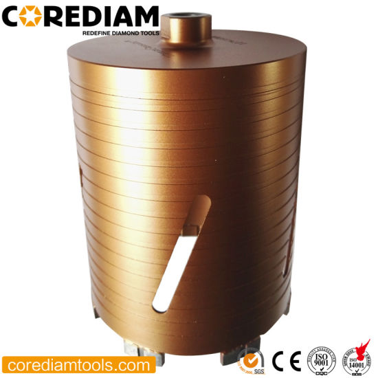 162mm Djamond Dry Core Bit