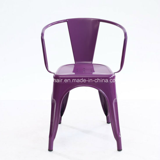 China Metal Garden Mesh Outdoor Chair