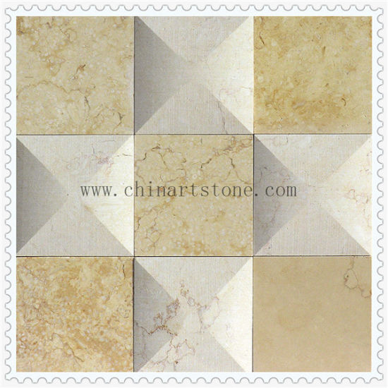 3D Chinese Marble Mosaic for Wall Tile pictures & photos