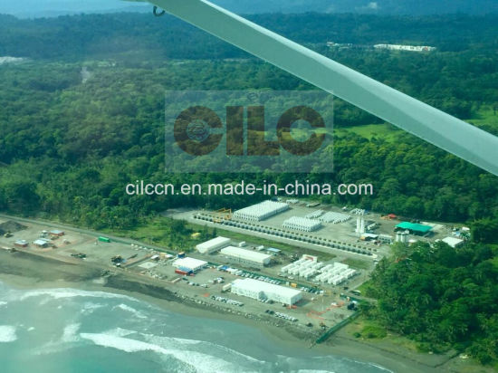 Labor Camp Container for Limon Port Terminal Project (CILC-Camp-006)