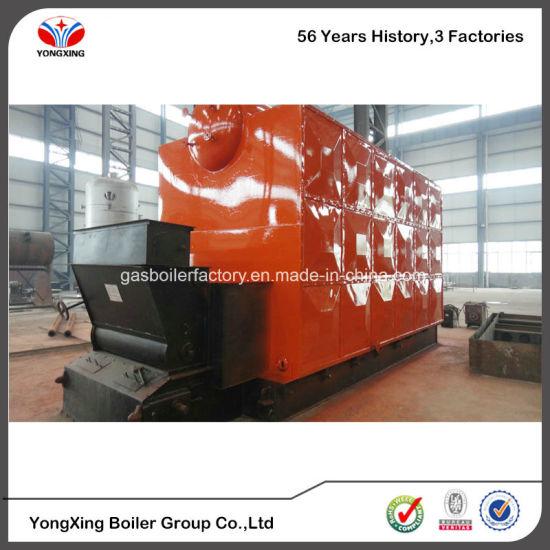 China Dzh Coal Boiler Manufacturers Coal Fired Super Heater Steam ...