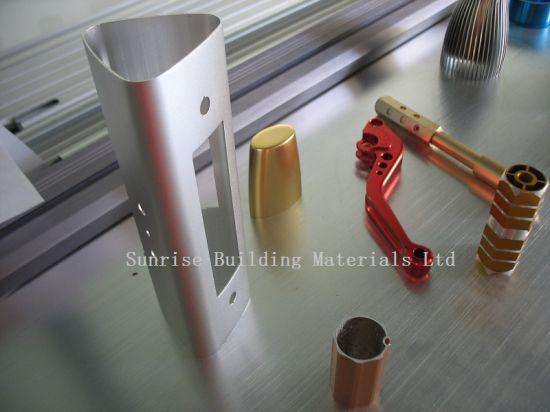 Fabricated Industrial Aluminum Extrusion pictures & photos