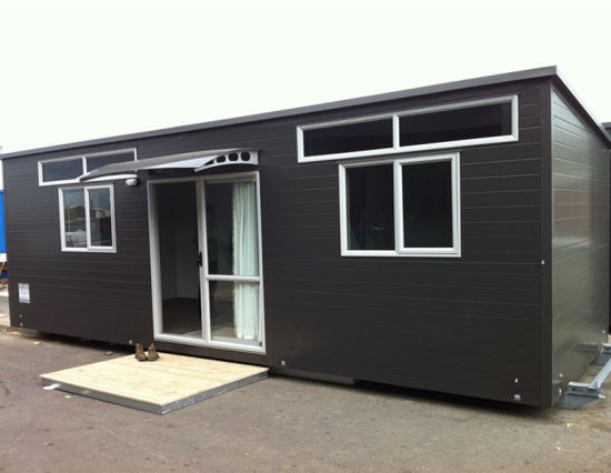 china small prefab house exported to new zealand china portable