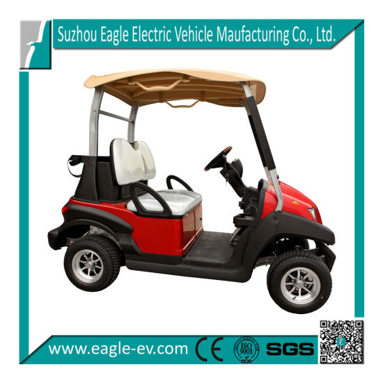 China Battery Powered Golf Car, Aluminum Chassis Frame - China ...