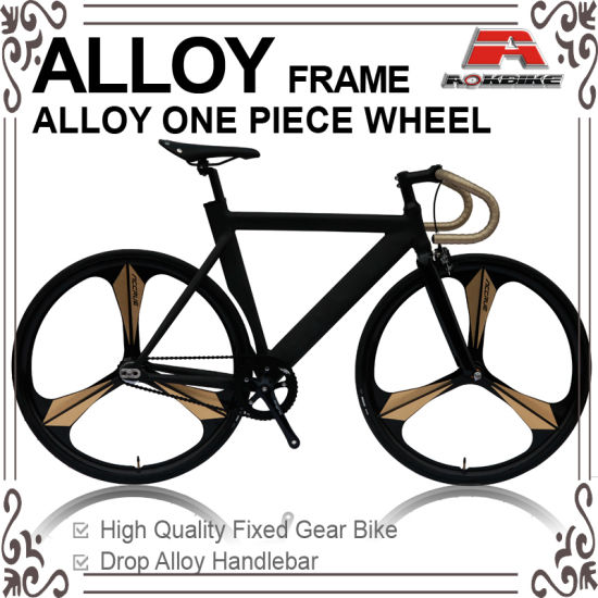 China Alloy Frame Same as Carbon Fixed Gear Bike (KB-700C22) - China ...