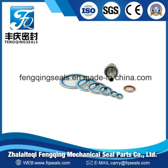 Hydraulic High Quality Self Centered Bonded Seal Dowty Seal