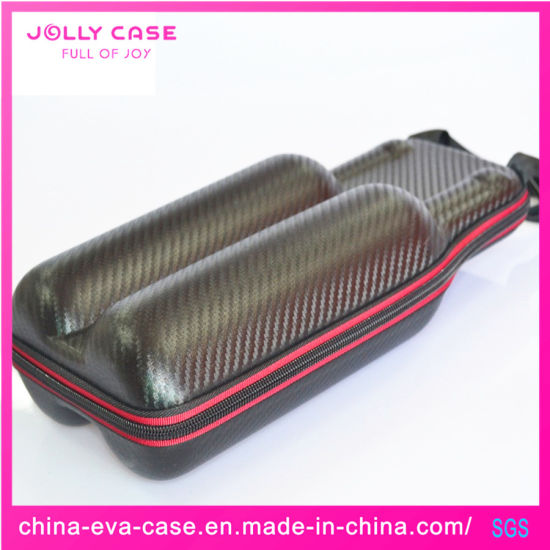 EVA Red Wine Carrying Hard Shell Storage Case