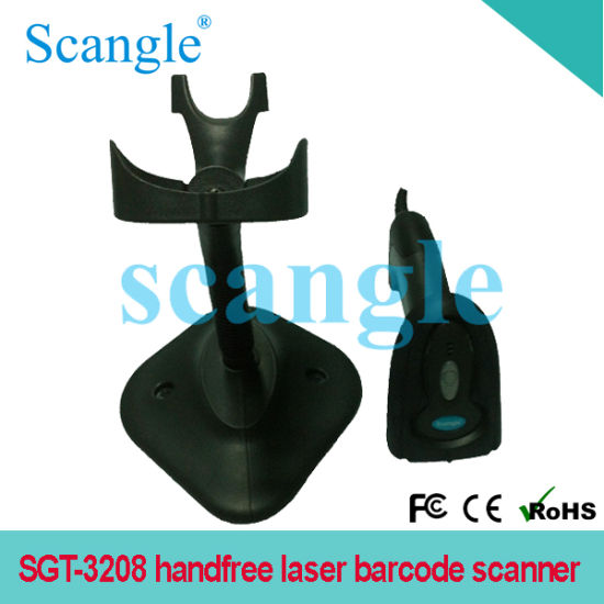 Laser Barcode Reader pictures & photos