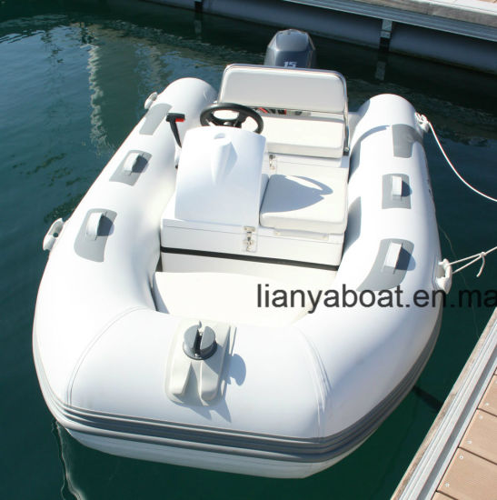 Liya Vacuum Absorption Hull Luxury Inflatable Motor Yacht