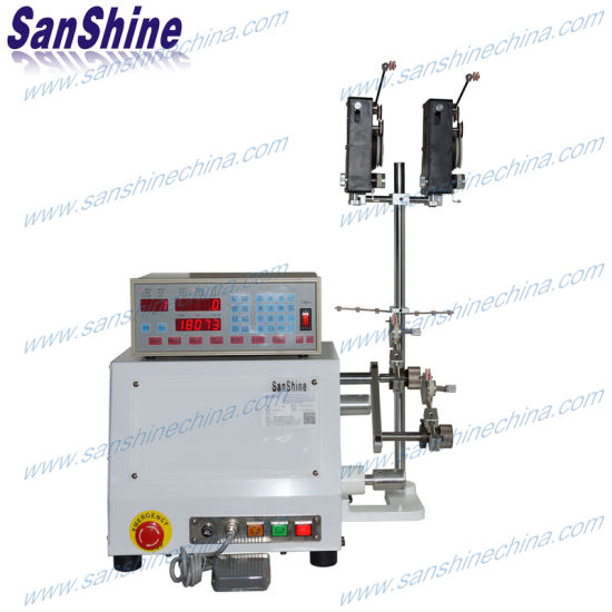 Automatic Transformer Coil Winding Machine (SS600I) pictures & photos