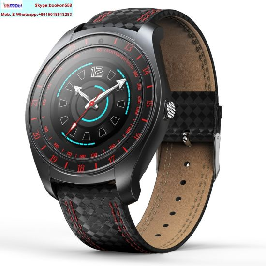 China Smart Watch V10 Support SIM TF Card Heart Rate Smartwatch