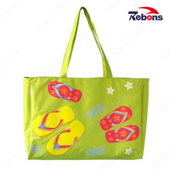 Popular Girls Funky Lightweight Summber Hand Tote Beach Bags