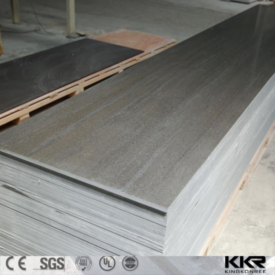 China Lava Rock Corian Acrylic Stone