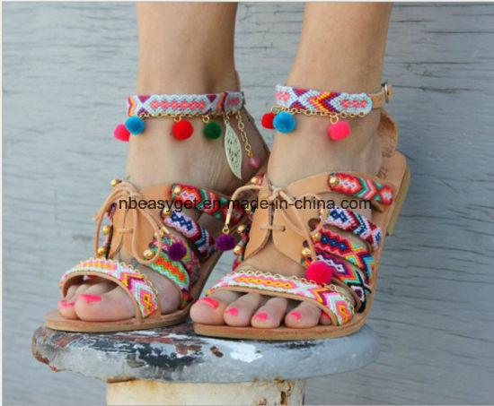 Flat Sandals Summer Flat Shoes Ladies