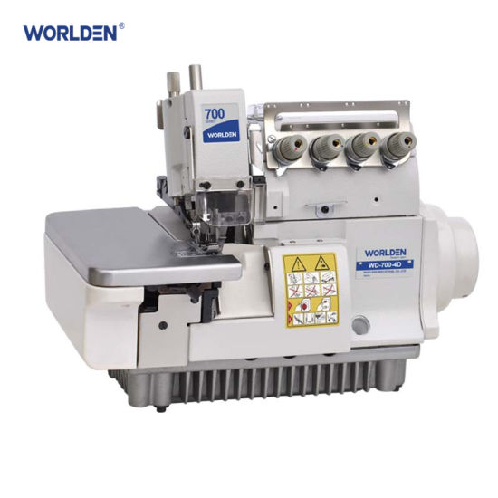 Wd-700d Direct Drive Overlock Sewing Machine