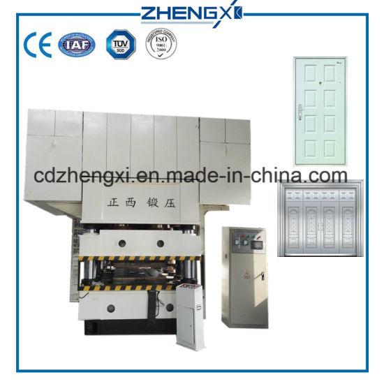 Door Embossing Hydraulic Press Machine