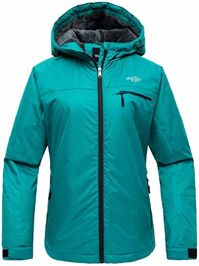 c541e51205cc6 Women′s Hooded Mountain Ski Jacket Outdoor Fleece Windproof Rain Jacket. Get  Latest Price