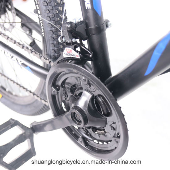 21speed/24speed Suspension Fork Disc Brake Mountain Bike (9632) pictures & photos