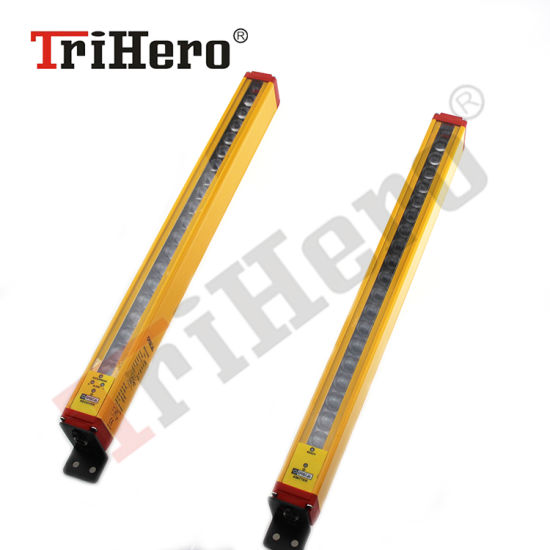 Trihero AC-3-I-1-C-4-C 20 Channels Area Secure Barrier Safety Light Curtains Sensor pictures & photos